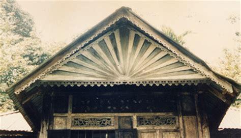 rumah  peralatan pertukangan tradisional melayu kedah