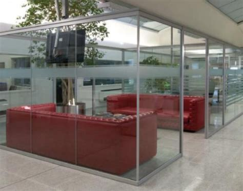 pareti in vetro per uffici pareti divisorie ufficio in vetro pml office
