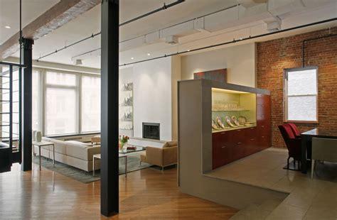 living high in a new york flatiron loft designshuffle blog flatiron district open plan loft in manhattan