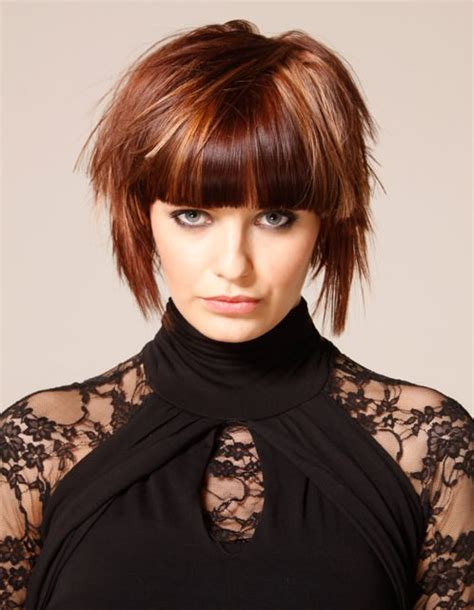 convex haircut 11 stylish bob hairstyles with short layers pretty designs