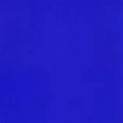 Yves Klein Blue by Yves Klein Blue Blue