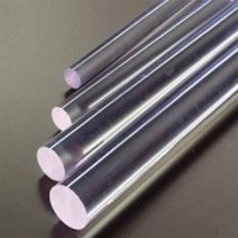 Acrylic Rod diameter 30mm 1m length high polished clear transparent
