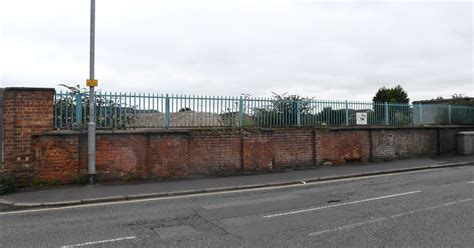 burton s lost breweries from photographs books former brewery site in burton is demolished for housing