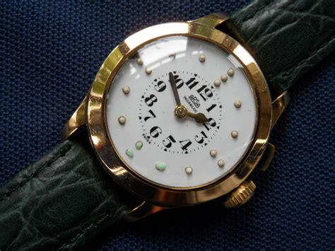 Blind G irniger s vintage watches arsa braille blind