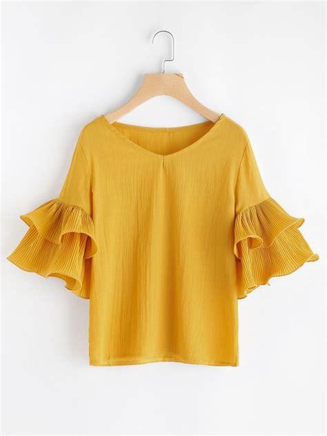 Sleeve Top best 25 bell sleeves ideas on bell sleeve top