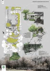 Landscape Architecture Presentation Landscape Architectural Presentation Board Arch Student