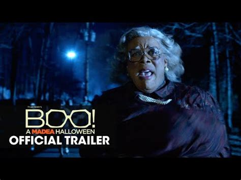 Or Official Trailer Boo A Madea 2016 Perry Official Trailer Trick Or Treat Vidoemo