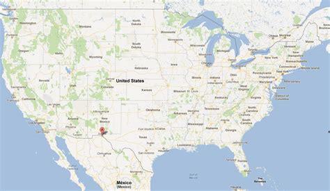 el paso maps satellite el paso map