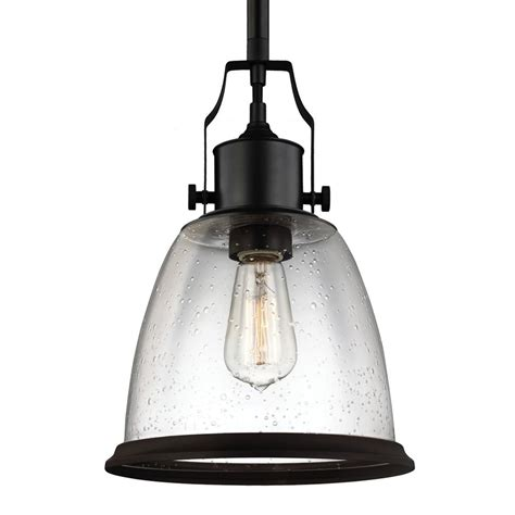 Bronze Mini Pendant Light Feiss Hobson Rubbed Bronze Mini Pendant Light P1355orb Destination Lighting