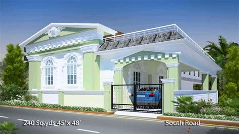south facing house plan south indian house plans south facing youtube