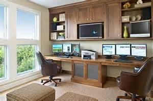 Built In Office Furniture Ideas Tips To Make The Most Of Your Home Office Space