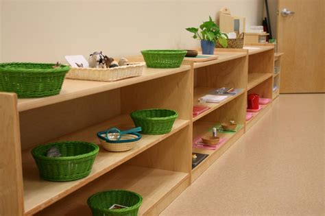 toddler room shelves montessori vs daycare what is the difference for your toddler leport montessori schools