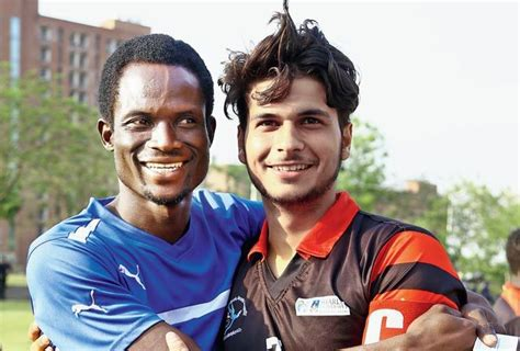 Jayanth Kashyap Said Mba by After Attacks Noida Football Match Brings Indian And