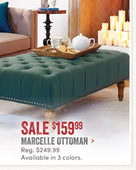 marcelle ottoman market cost plus market 4 days of deals up to 200