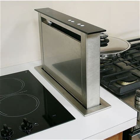 downdraft kitchen exhaust fans range hoods top brand downdraft range hoods for your
