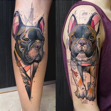 cool style bulldog tattoos best tattoo ideas gallery
