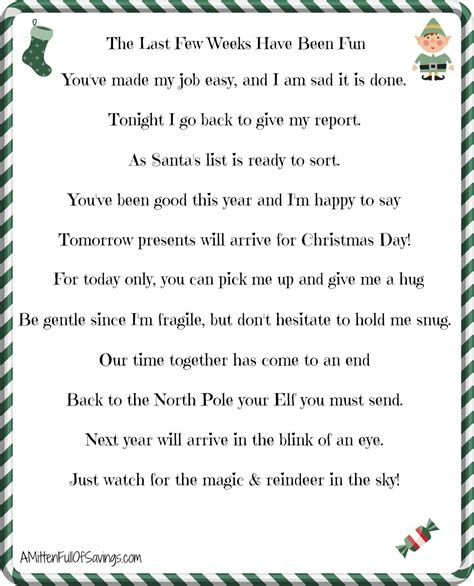 On The Shelf Letter Goodbye by Printable On The Shelf Goodbye Letter A Worthey Read