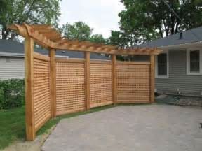 best 25 outdoor privacy screens ideas on