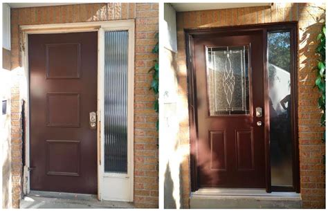 front door before and after 5 ways to boost curb appeal sunrise construction