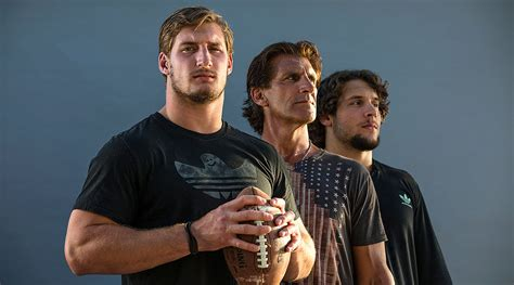 Nick And by Joey And Nick Bosa Family Shares For Pass Rushing