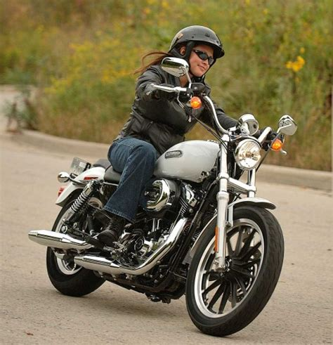 female motorcycle riding harley declares women riders month motorcycle com news