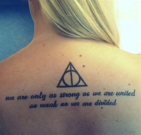 tattoo quotes harry potter 13 mega cool harry potter tattoos
