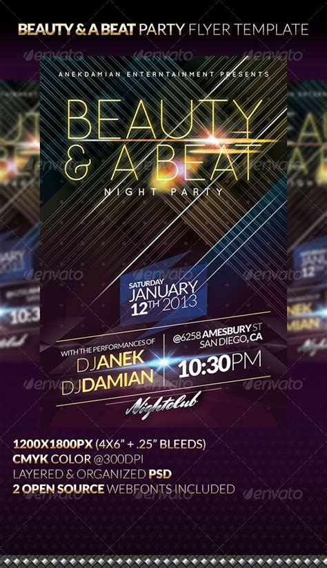 12 Best Event Flyer Templates Images On Pinterest Event Flyer Templates Event Flyers And Open Source Flyer Templates