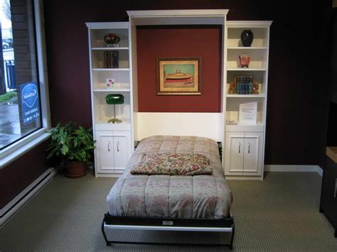 wall bed ikea bed desk ikea hacker murphy wall bed with dark brown make a simple room by using diy