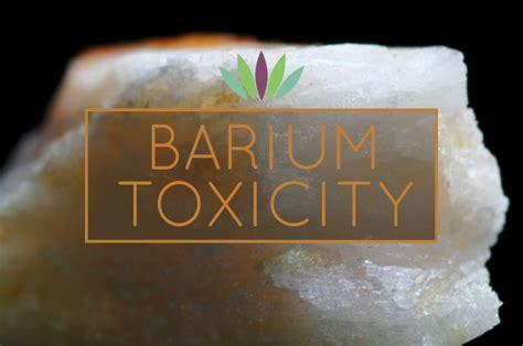 Detox Barium Aluminum by Barium Toxicity Liveto110