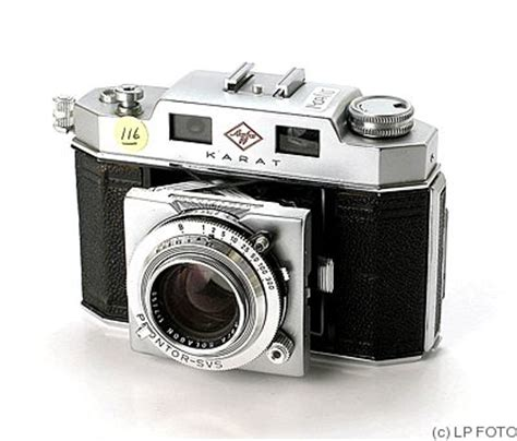 Agfa Karat Iv Price Guide Estimate A Camera Value