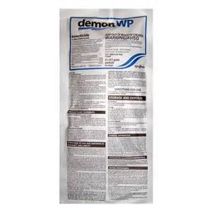 Demon wp demon wp insecticide jarrods pest products free
