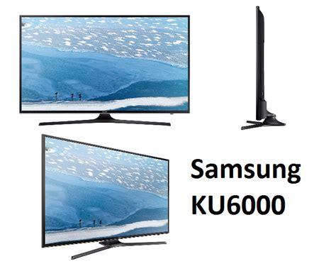 Tv Samsung Ku6000 50 samsung ku6000 le moins cher 4k hdr 2016 televiseur led