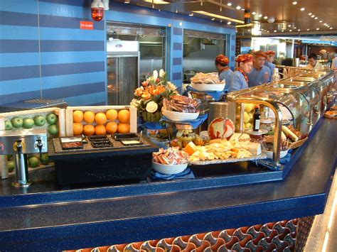 Pictures of Cruise Ship Food and Photos of Food from our