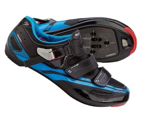shimano r107 road bike shoes shimano black sh r107 l spd sl road bike carbon s