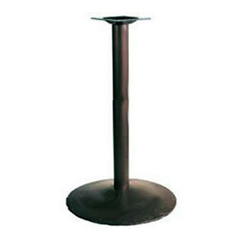 value series kit bar height table base 22 quot diam