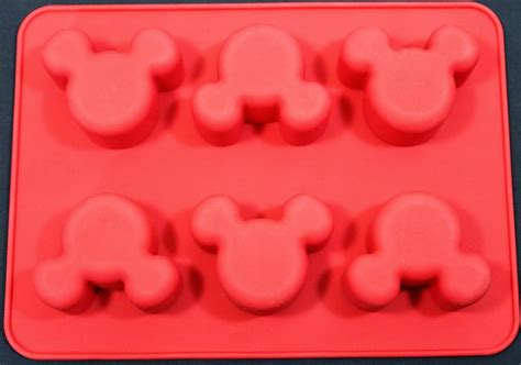 Cetakan Silicone Mickey Minnie silicone mickey mouse muffin pan wishes
