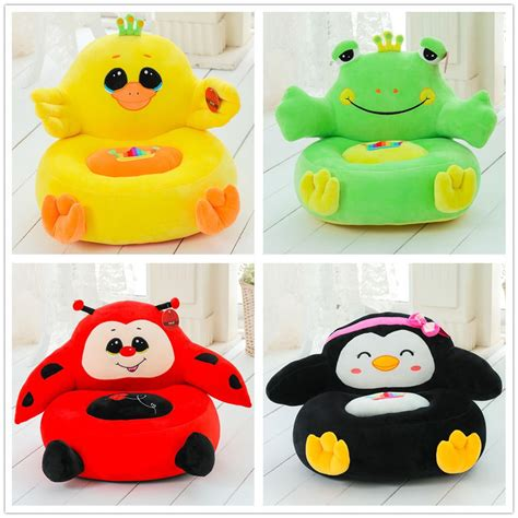 Stuffed Animal Chairs For Toddlers by Stuffed Animal Plush Bean Sofa Chair Child