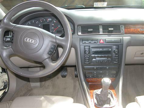 2001 Audi A6 Interior by 2001 Audi A6 Interior Pictures Cargurus