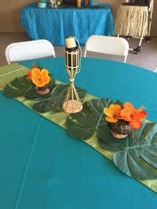 luau centerpieces best 25 luau centerpieces ideas on hawaiian