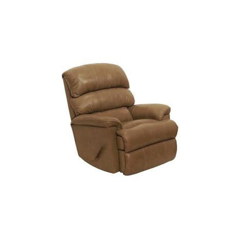 bentley recliner bentley leather touch chaise rocker recliner chair in