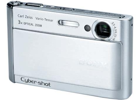 Kamera Sony Dsc T70 test sony cybershot dsc t70 audio foto bild
