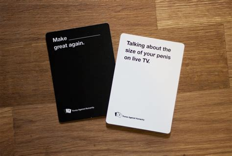 who makes cards against humanity cards against humanity review filefreakout