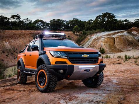 imagenes de pickup chevrolet chevrolet colorado xtreme 2017 recibir 225 un facelift