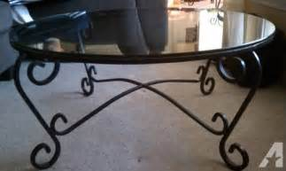 Glass Wrought Iron Coffee Table Glass Black Wrought Iron Coffee Table Pier One 1