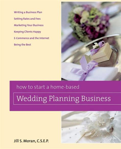 how to plan a wedding at home how to start a home based wedding planning business by