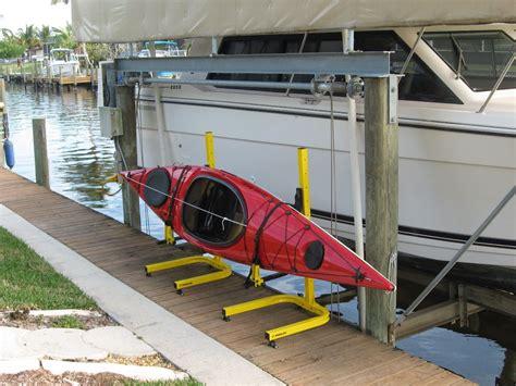 boat dock kayak rack suspenz customer photos