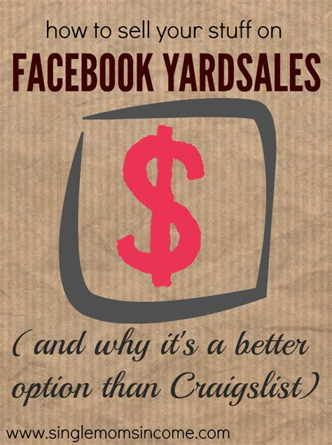 How To Post A Garage Sale On Craigslist by Yard Sales A Better Alternative To Craigslist
