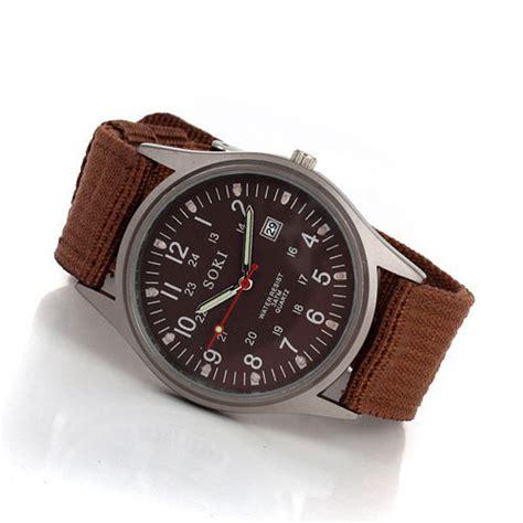 montre homme bracelet militaire