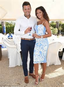 Bedrooms White - mark wright and michelle keegan entertain wedding guests with dance routine daily mail online