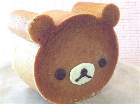 how to make rilakkuma cake